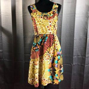 Anthropologie Edme & Esyllte Lappula Dress